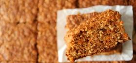 Ciasto marchewkowe bez mąki (bezglutenowe)