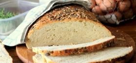 Italian white bread z rzeżuchą