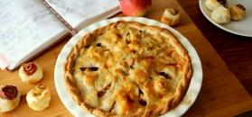 Rustykalny apple pie (najlepszy, serio)